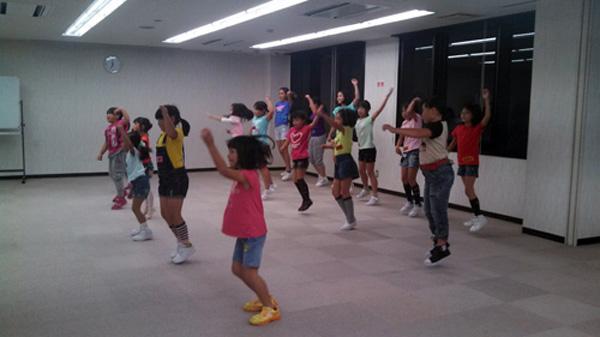 ヒップホップダンス教室