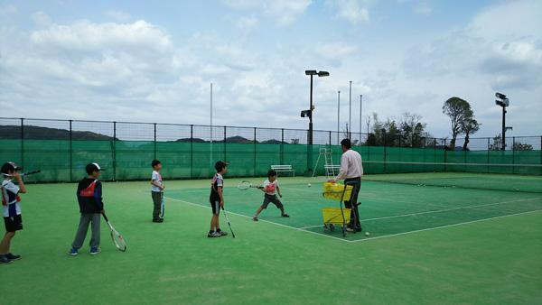 小学生ソフトテニス